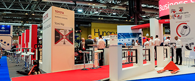 Exhibition Stand Options : Imhx exhibiting costs