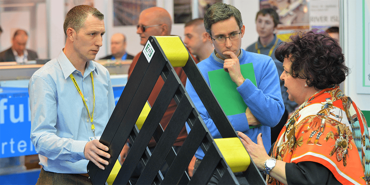 Experience the UK's largest intralogistics event | IMHX